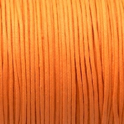 Fil Coton 0,5mm Orange clair (x 2m)