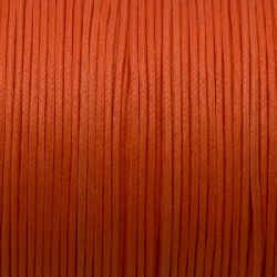 Fil Coton 1,5mm Orange (x 2m)